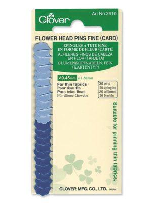 2510 Alfileres flor clover