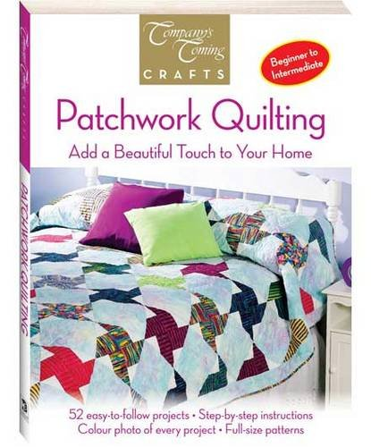 PATCHWORK QUILTING ADD A BEAUTIFUL TOUCH TO YOUR HOME