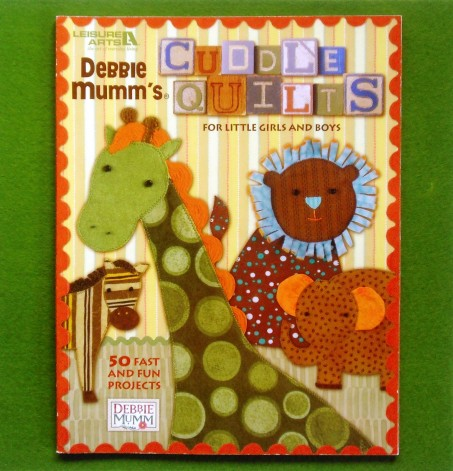CUDDLE QUILTS FOR LITTLE GIRLS AND BOYS