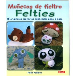 MUÑECOS DE FIELTRO, FELTIES