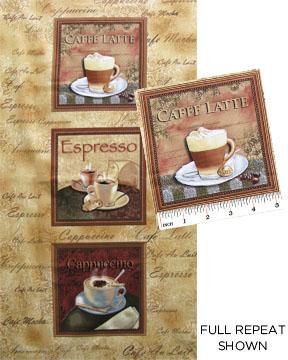 PANEL CAFÉ
