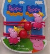 Coletero Peppa Pig