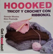 HOOOKED TRICOT Y CROCHET CON RIBBONXL