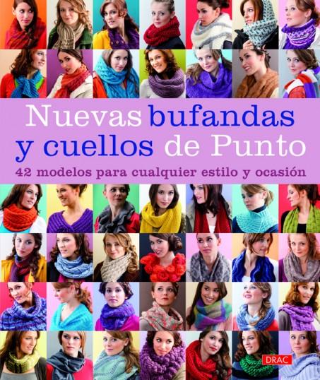 NUEVAS BUFANDAS Y CUELLOS DE PUNTO