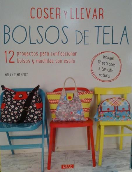 COSER Y LLEVAR BOLSOS DE TELA