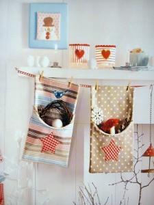 del libro labores creativas para decorar la casa en navidad