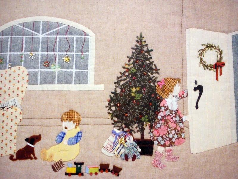 del libro quil story 2( 3) Hilar Fino Navidad