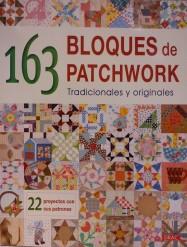 163 BLOQUES DE PATCHWORK