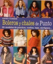 BOLEROS Y CHALES DE PUNTO