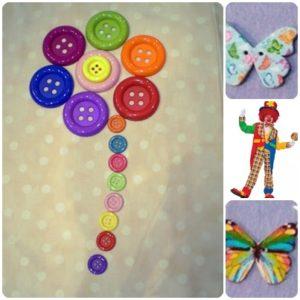 botones Hilar Fino carnaval