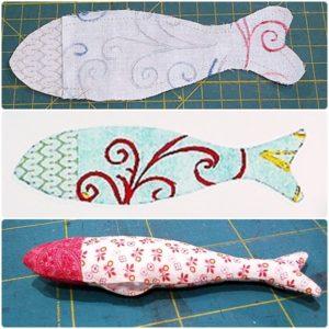 coser peces hilar fino tutorial