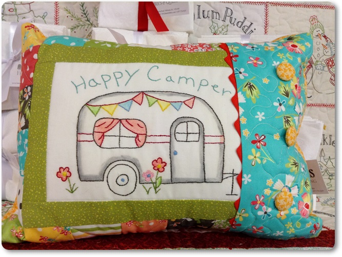 Camper-Pillow