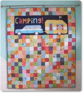 vintagecampingpattern